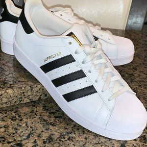 Brand new: Adidas Superstar Size 9 shoes